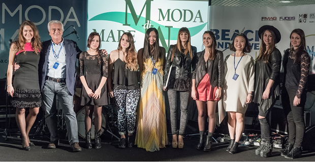 The Link 2014 contest prize-giving was dedicated to the most talented fashion designers from European schools. © Maredimoda