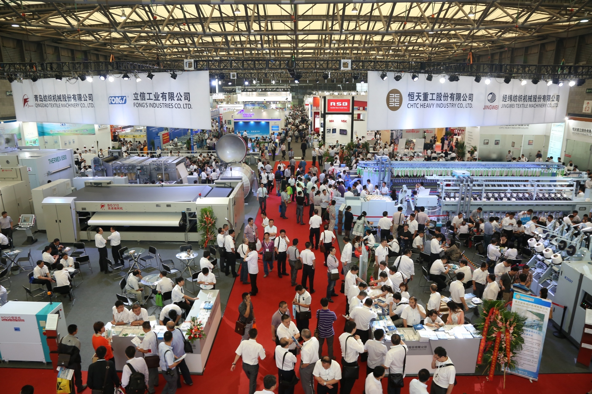 D Printing Exhibition China : Shanghaitex is going green