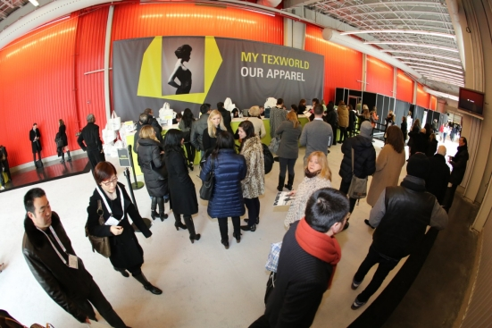 Triple show co-location remained popular with attendees. © Messe Frankfurt/ Texworld USA