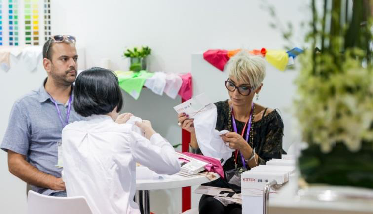 The show will bring the industry visitors and exhibitors the most forward-looking information on trends and consumers' insights. © Interfilière Shanghai