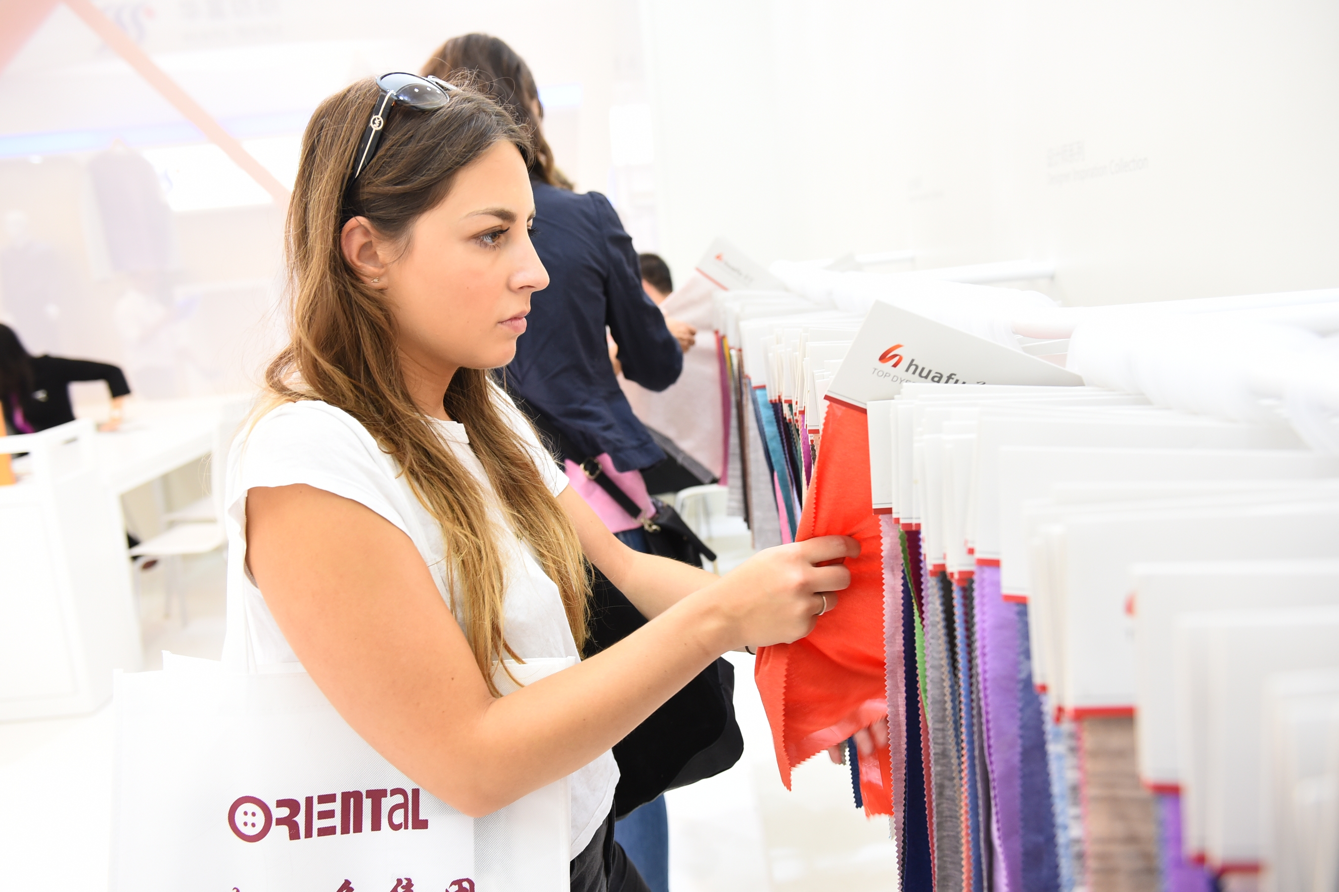 Intertextile Shanghai Apparel Fabrics is a leading trade fair and a comprehensive learning platform. © Messe Frankfurt / Intertextile Shanghai Apparel Fabrics – Autumn edition