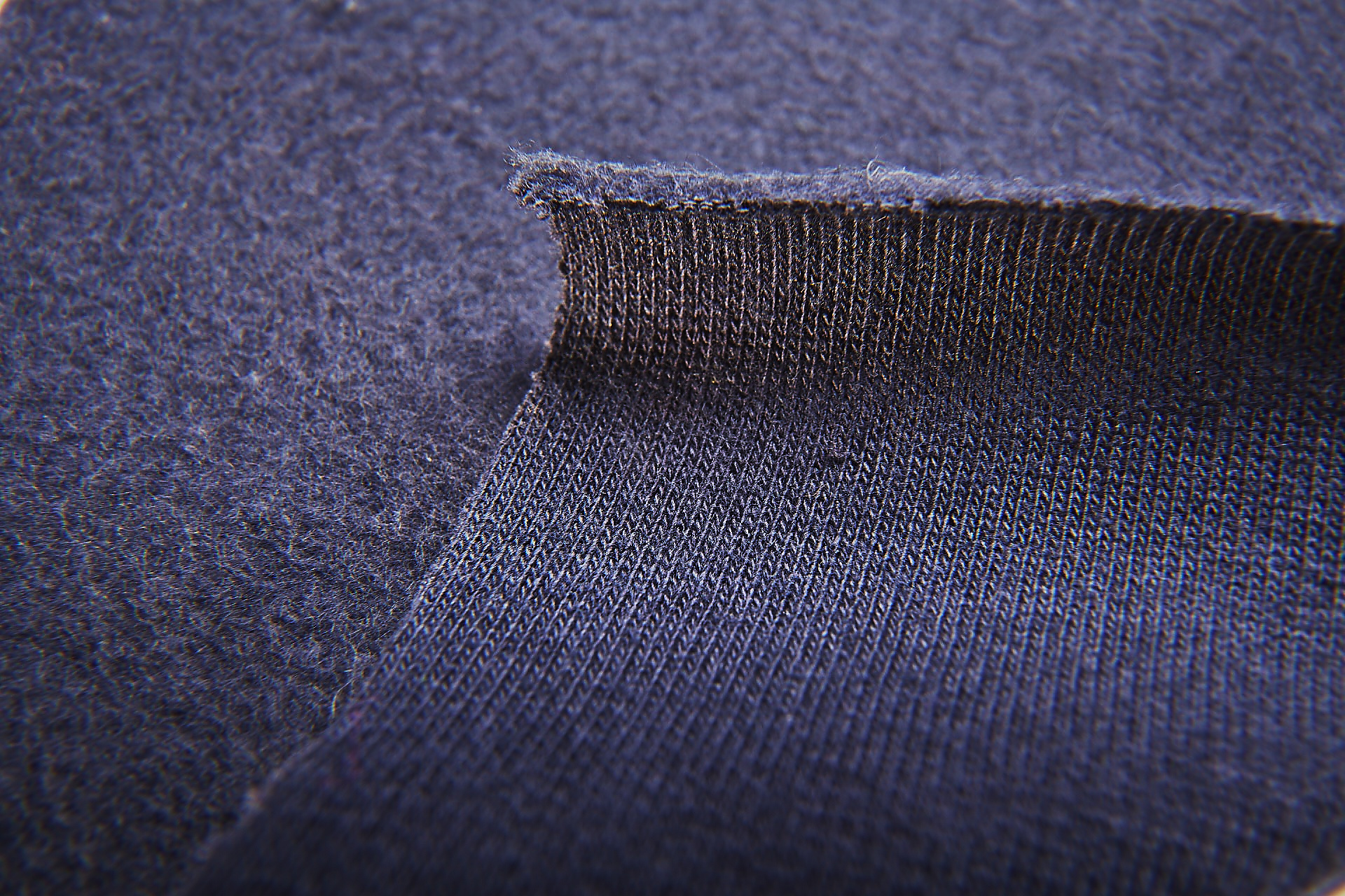 Cordura Brand baselayer knit from Cyberknits offered abrasion resistance. © Cordura