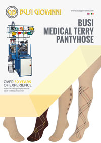Busi Medical Terry Pantyhose