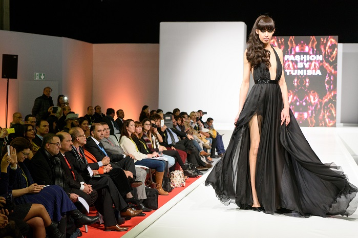 The fashion shows will allow visitors to evaluate the exhibitors' products. © Apparel Sourcing Paris
