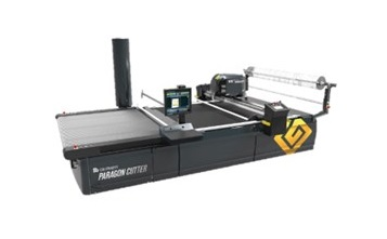 The company will introduce new Paragon HX cutting system for better user experience and throughput. © Gerber Technology