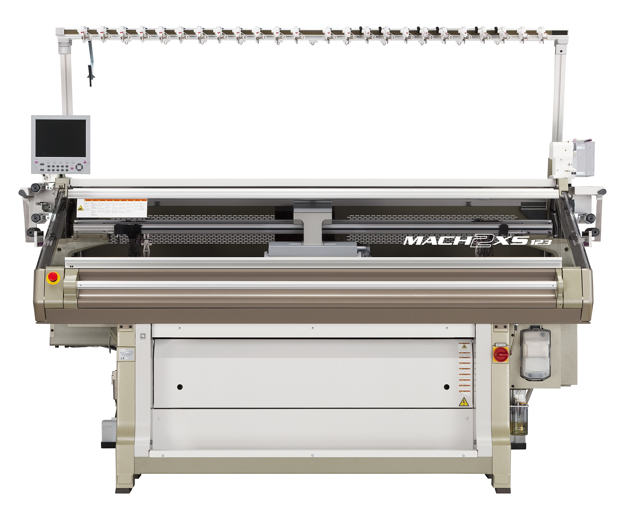 Innovation Comes of Age in the form of Shima's MACH2XS WHOLEGARMENT knitting machine.