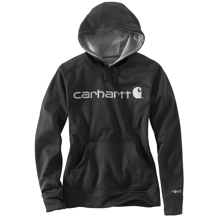 Carhartt Force Extremes hoodie with 37.5 technology. © Carhartt
