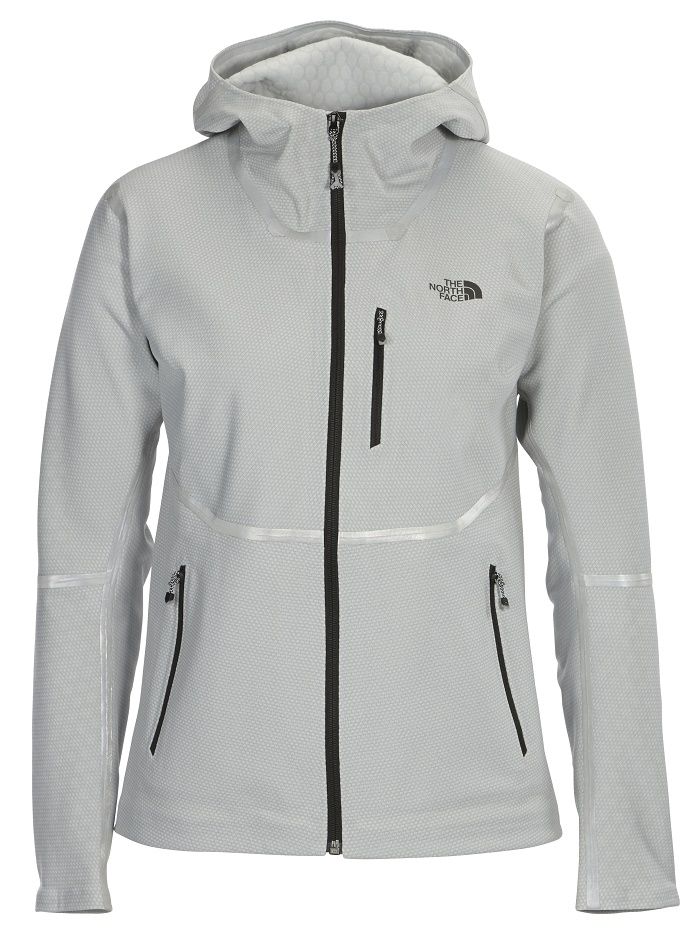 Polartec collaborated with The North Face on the Thermal Pro Hardface fleece for the Summit Series L2 Jacket. © Polartec