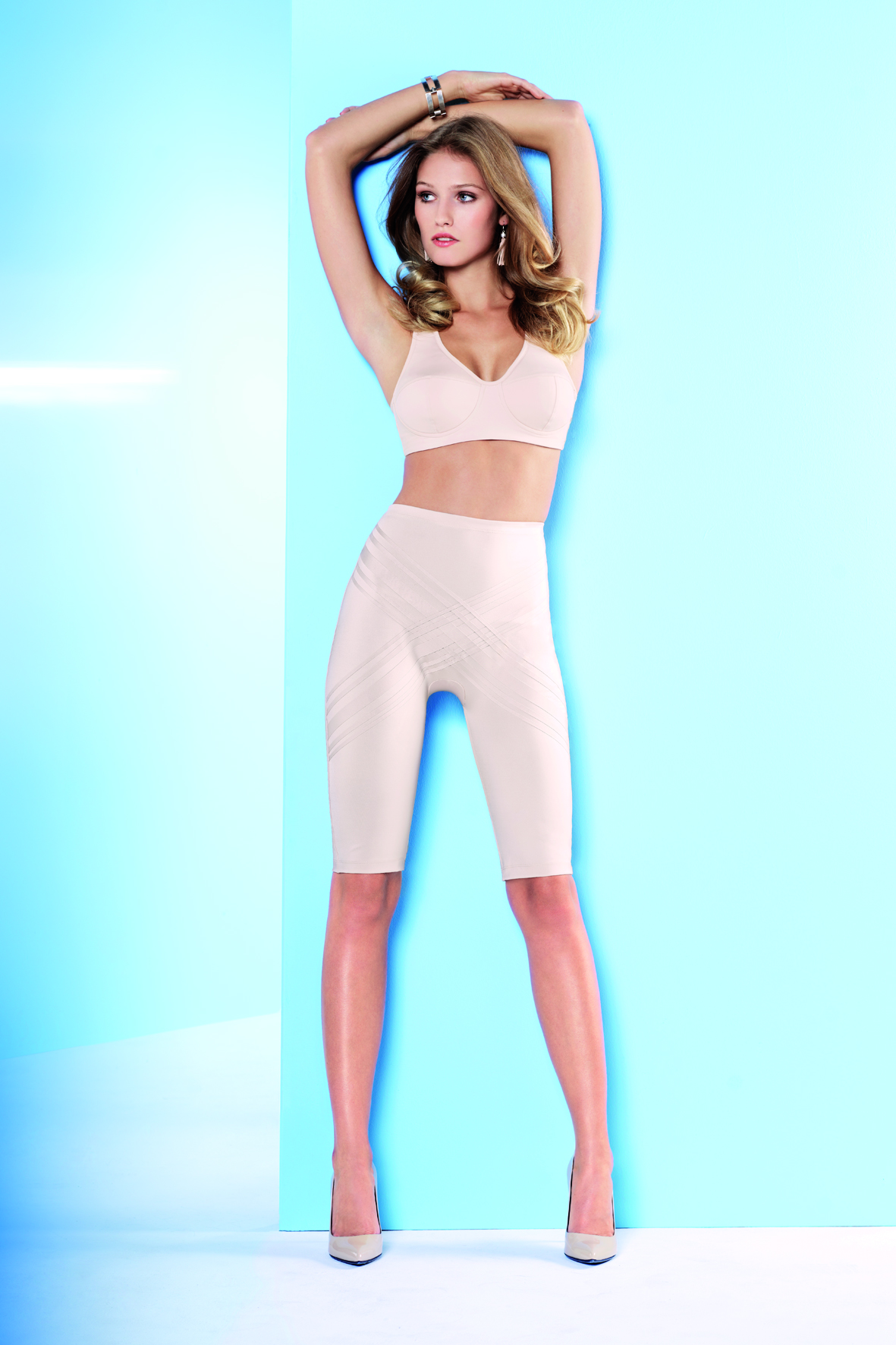Lycra Beauty is now in it's third generation and renamed as Lycra Beauty Cooling technology. © Invista