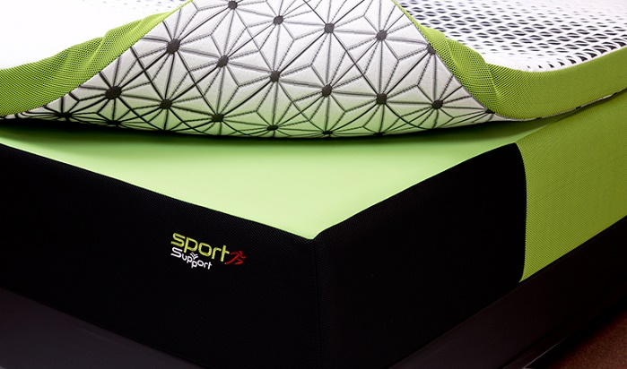 Sport Support bed. © Creative Ticking