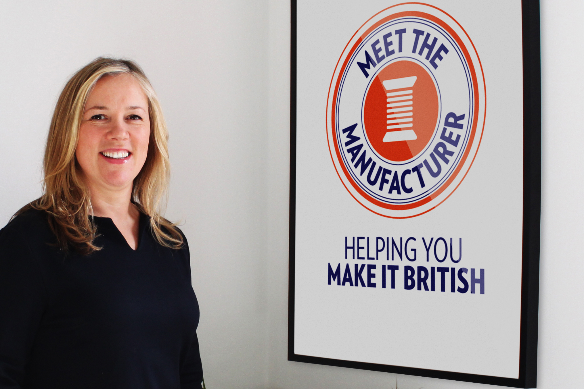 Kate Hills launched Meet the Manufacturer in 2014. © Make it British/Meet the Manufacturer