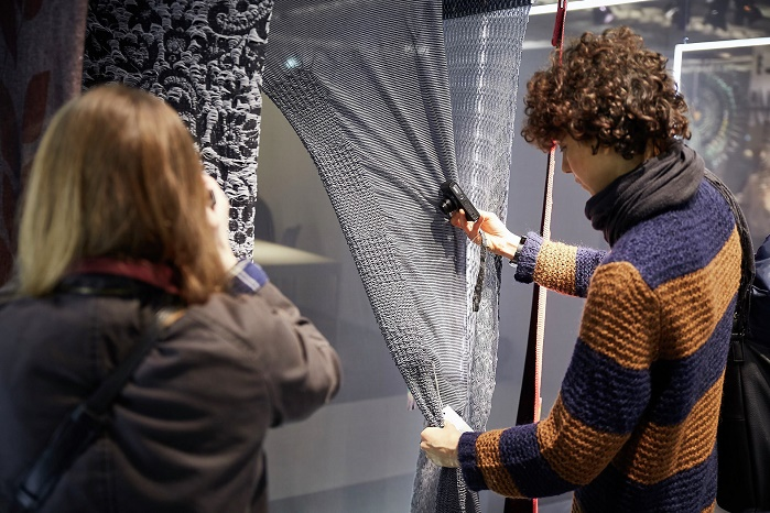 The theme for the competition will be Knitting Time: knits as an expression of the rhythm of daily life, for 24 hours of pure creativity. © Pitti Filati