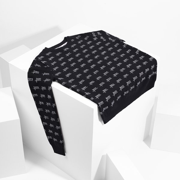 Unmade's Calibration Sweater. © Unmade Studio.