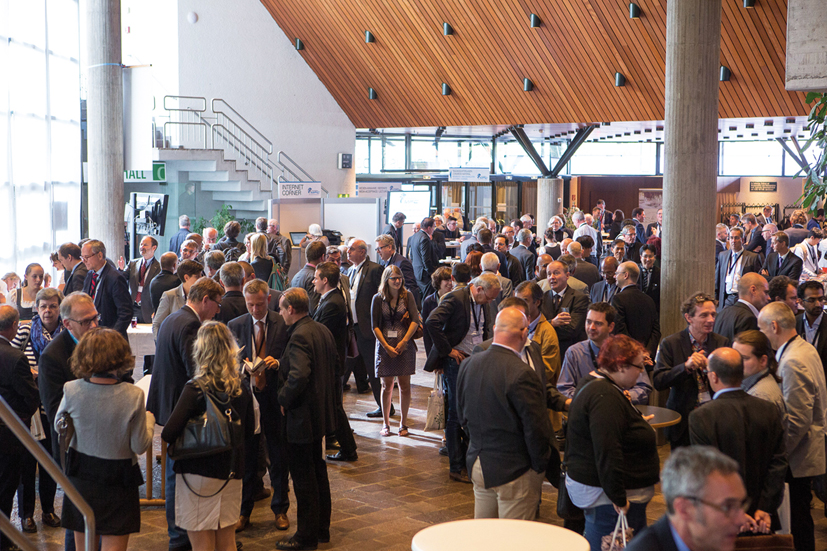 The 55th Dornbirn Man-made Fibers Congress is set to welcome around 800 researchers and technicians from 30 nations. ©  Dornbirn Man-made Fibers Congress