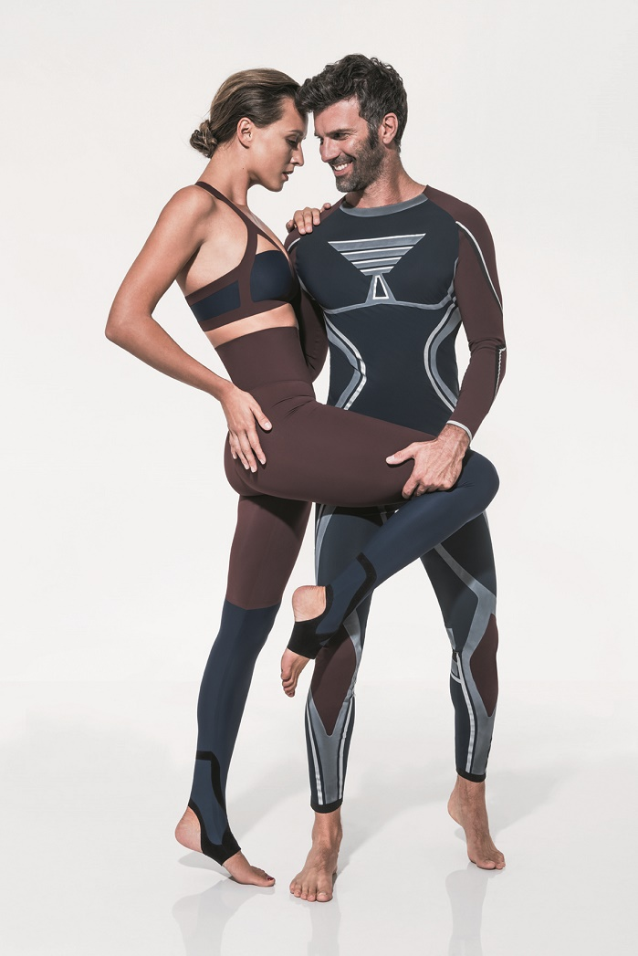 Garments made from Sensitive Fabrics powered by the Lycra Sport brand. © Eurojersey