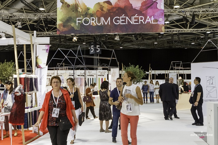The General Forum explored the latest trends in intimates, loungewear and sleepwear. © Interfilière Lyon