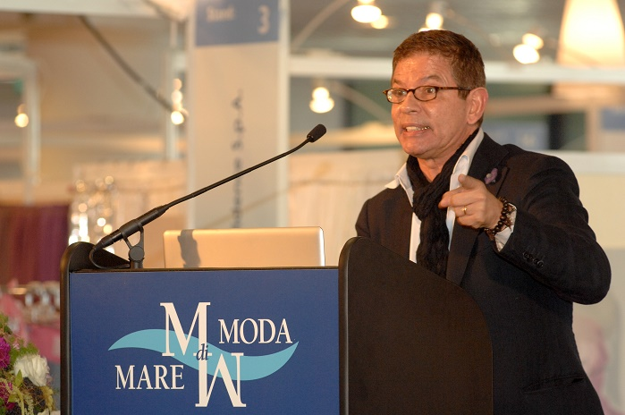 David Shah, a leading trend setter and a trend consultant of major fashion brands, will present at the 15th edition of MarediModa. © MarediModa