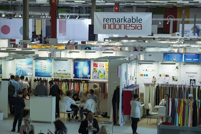 Major firms from Pakistan and Bangladesh, which had stayed away for the last two years, are back again. © Texworld