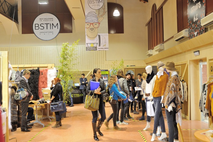 The last edition of BSTIM closed welcoming 1,500 professional visitors, including buyers from high-premium brands. © BSTIM