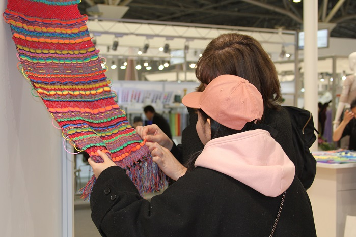 The Spinexplore area continues to forecast the trend segmentation of the coming season. © SPINEXPO
