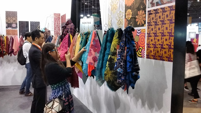 In 2016, the show featured 4,553 exhibitors from 29 countries and regions. © Knitting Industry