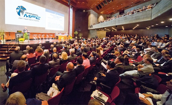 The event will feature more than 100 expert lectures dedicated to fibre innovations for healthcare, protective, and sportswear applications. © Dornbirn-MFC