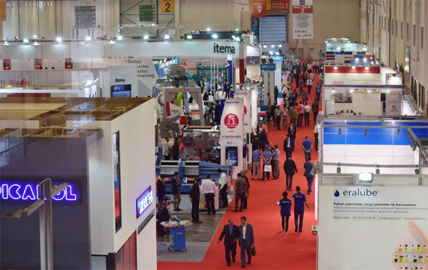 ITM 2018 will be held from 14-17 April at the İstanbul Tüyap Fair and Congress Centre. © ITM