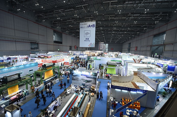 The last ITMA Asia + CITME combined show in 2016 welcomed 1,673 exhibitors from 28 economies. © ITMA Asia + CITME