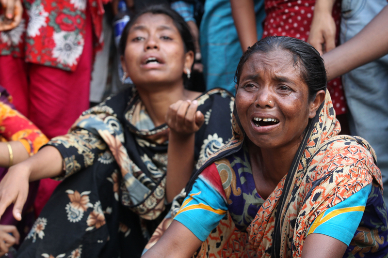 Bangladesh's garment sector came under scrutiny after the Rana Plaza tragedy of 2013.