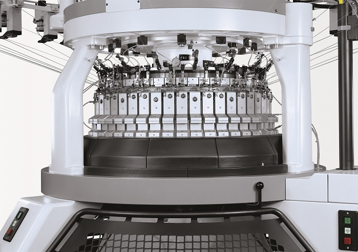 The OVJA 1.6 ET 3 WT is an established machine in the Mayer & Cie. portfolio. © Mayer & Cie.