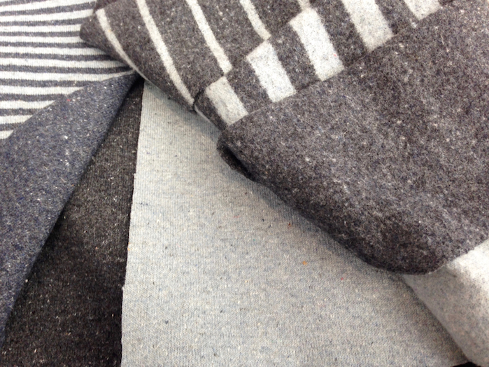 Italy's Primatex is creating fine knitted fabrics from pre-consumer waste from the Industry.