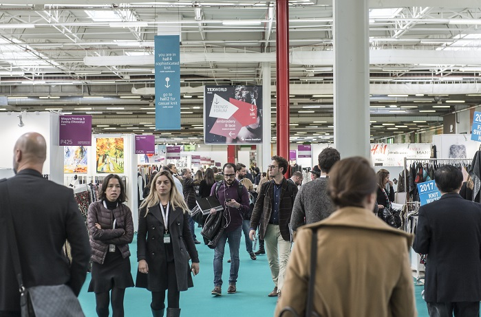 Apparel Sourcing, Avantex, Shawls & Scarves and Texworld Paris will take place from 18-21 September at Paris, Le Bourget, featuring a rich programme of animations. © Texworld