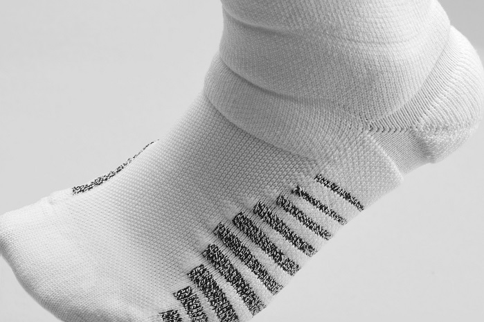 The forefoot, heel and ankle have the most cushion. © Nike