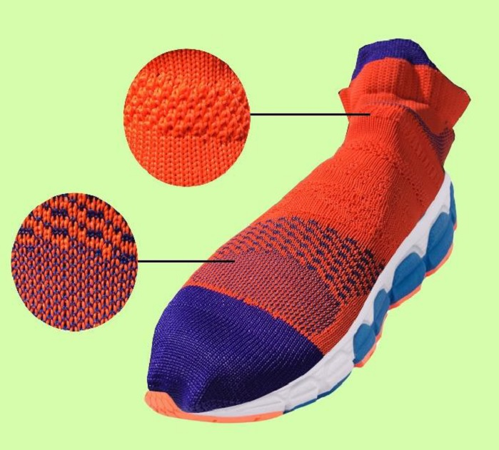ShoeSocks can also be 'made to measure' and are customisable. © Sandonini