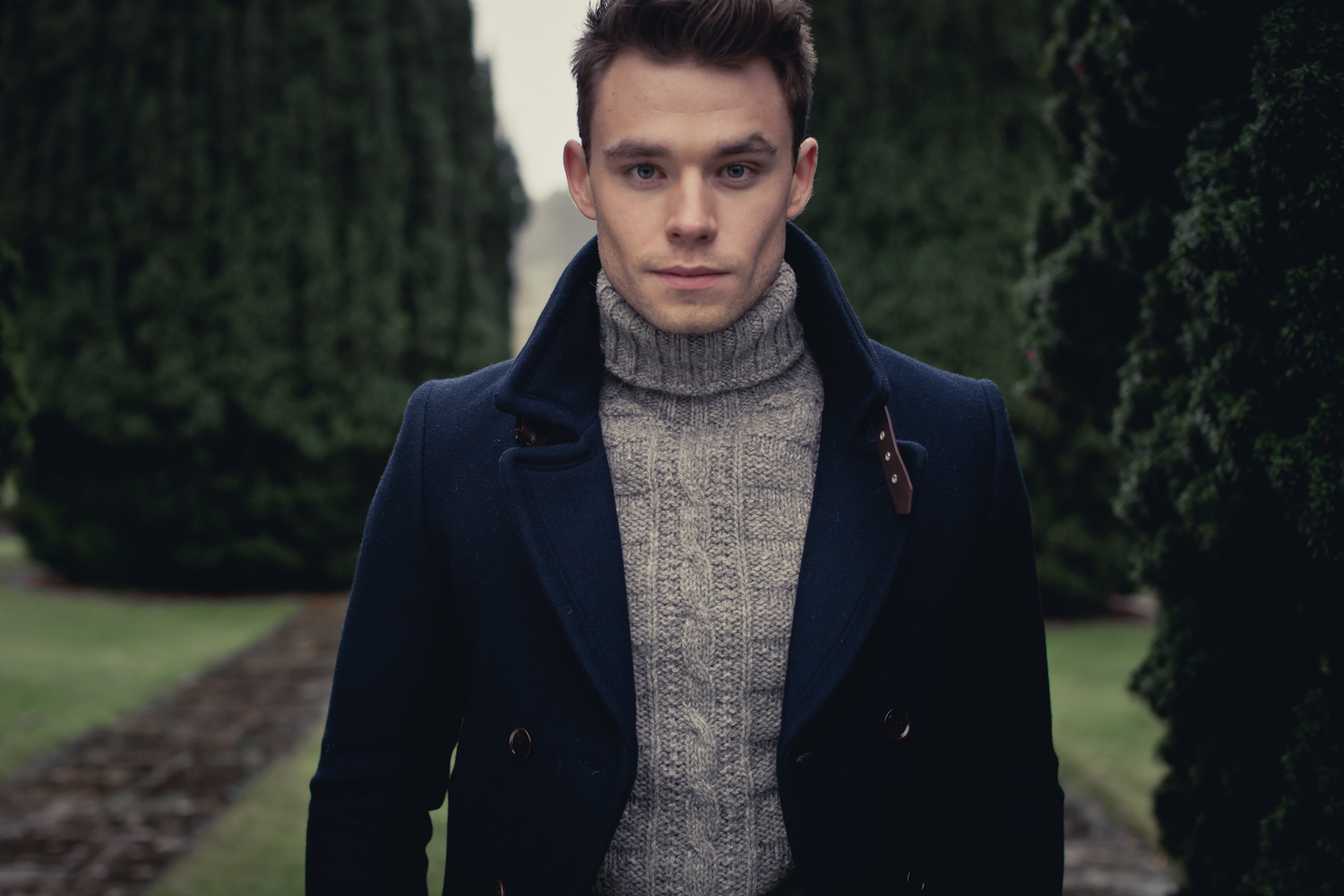 Harley of Scotland is a classic Scottish knitwear manufacturer. © Harley of Scotland