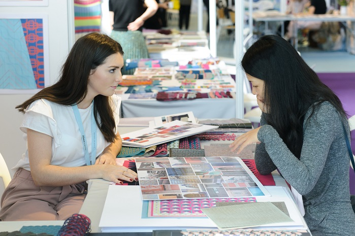Texprint identifies and supports the best in textile design. © Texprint