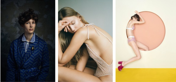 Exposed presents an avant-garde selection of lingerie, loungewear, swimwear, accessory, and beauty brands. © Eurovet