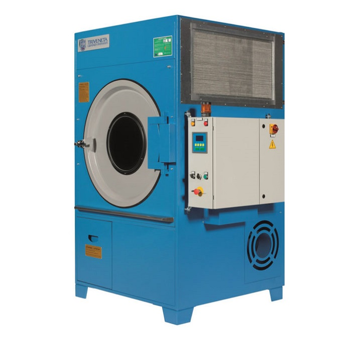 Triveneta Grandi Impianti is an Italian leader in the production of rotary dryers for industrial laundries and dying plants. © FIMAST