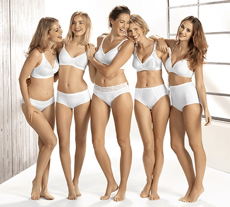 Naturana is one of Europe's biggest manufacturer of lingerie and swimwear. © Invista/ Naturana
