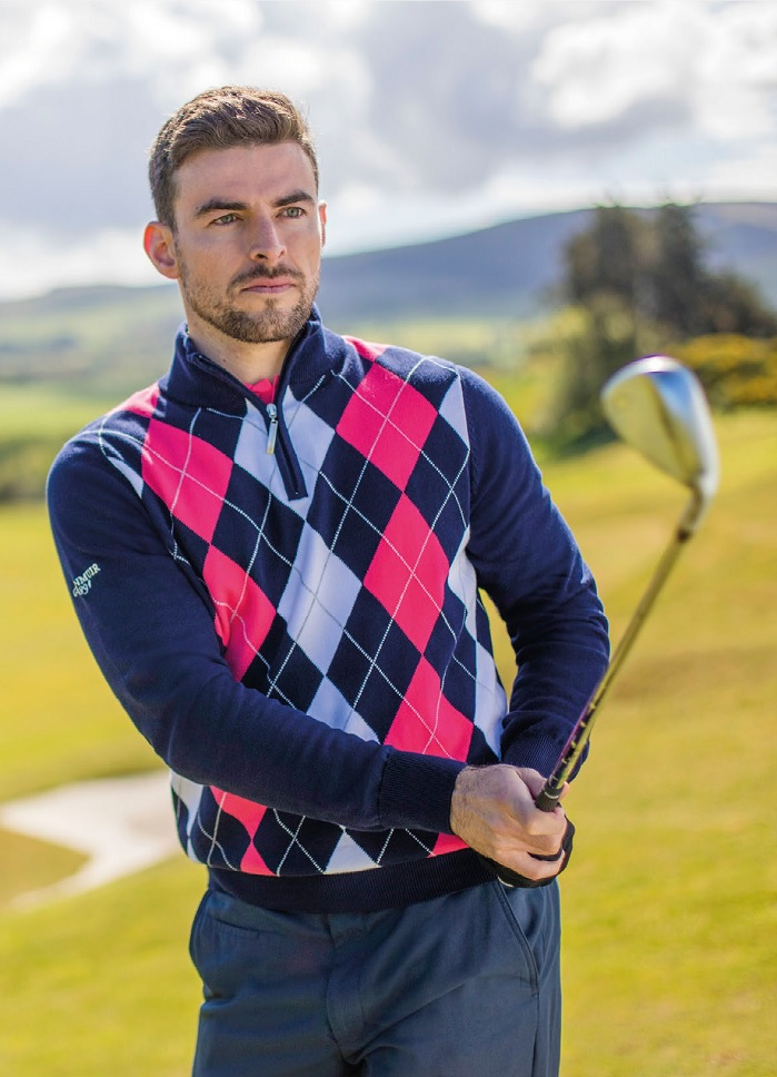 Glenmuir has unveiled its collection for the Spring/Summer season. © Glenmuir
