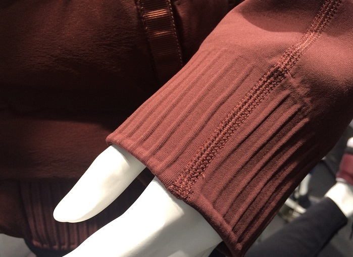 Bemis cuff detail at ISPO 2018. © Anne Prahl