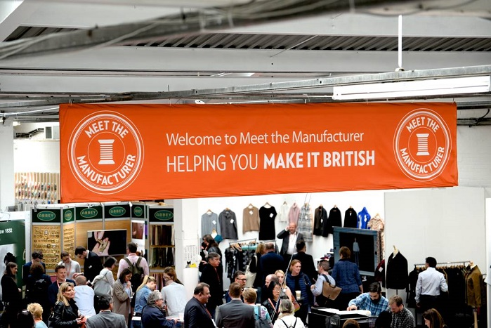 Now in its fifth year, Make it British Live! takes place from 23-24 May at The Old Truman Brewery, London. © Make it British