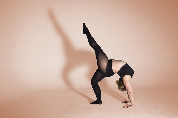 The Heist+ range of tights was successfully launched in November last year. © Heist Studios