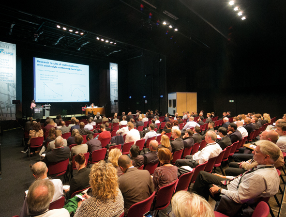 Due to the vast interest from industry and trade and the strong support of the EU Commission, Circular Economy is a focal point this year again. © Dornbirn Global Fiber Congress