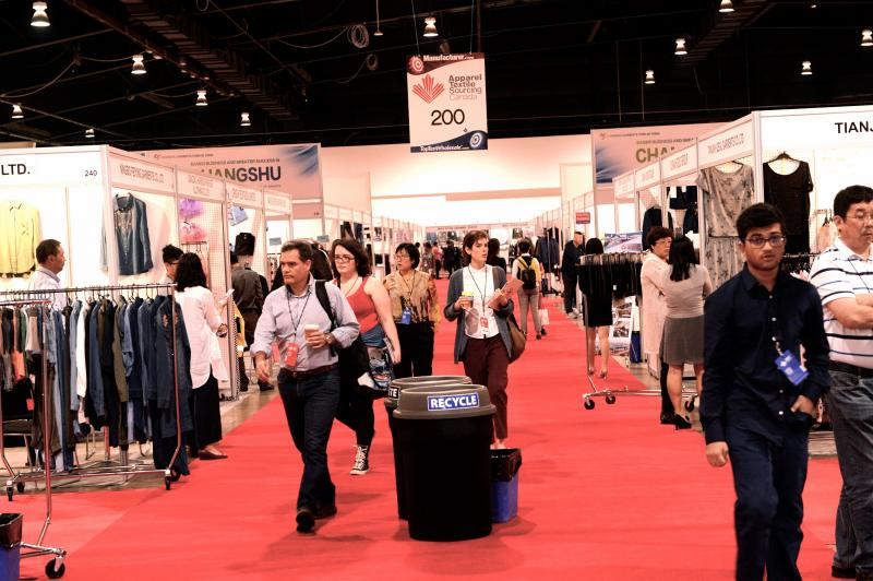 Apparel Textile Sourcing Miami (ATS-M) will take place from 21-23 May 2018. © Apparel Textile Sourcing