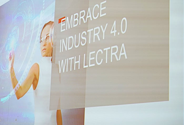 Customers get Industry 4.0-ready as Lectra unveils latest product offerings and shares insights at annual fashion VIP event. © Lectra
