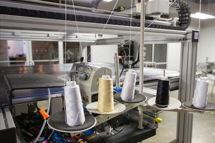 SoftWear Automation has announced the expansion of its mission of 'local production' in sewn goods to Europe. © SoftWear Automation