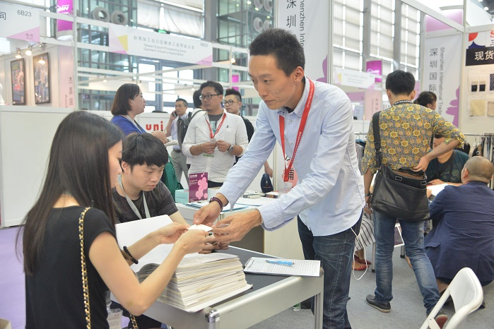 With the nearly 250 more exhibitors present this edition, regular buyers to the fair will discover new sourcing options down every aisle. © Intertextile Pavilion Shenzhen