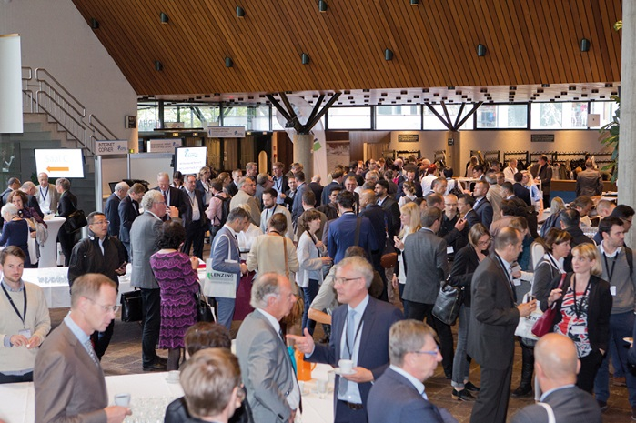 More than 700 participants from over 30 nations will take advantage of the Dornbirn-GFC. © Dornbirn-GFC