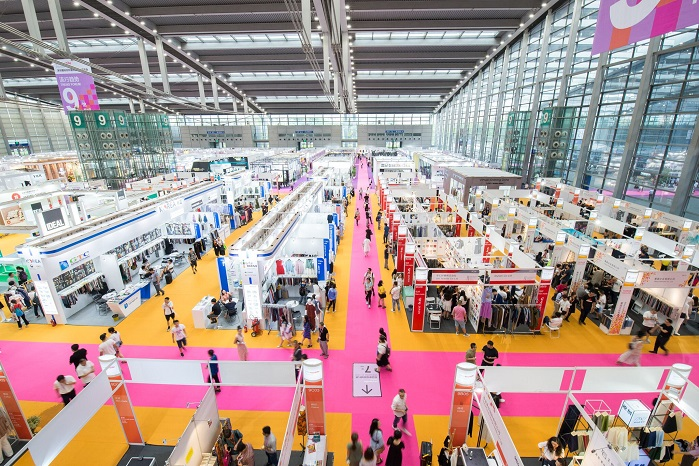 The next Intertextile Pavilion Shenzhen will be held from 4-6 July 2019. © Messe Frankfurt/ Intertextile Pavilion Shenzhen